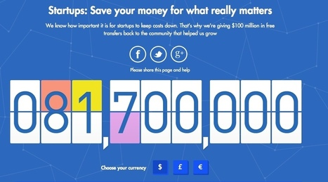 TransferWise offers start-ups vouchers for free international money transfer | Payments 2.0 | Scoop.it