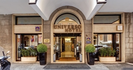 BEST WESTERN Hotel Universo Rome **** | 4 star Hotel Rome | OFFICIAL SITE | NEW WEBSITE | Scoop.it