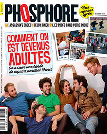 Phosphore n°426 - Décembre 2016 | La presse au CDI du lycée | Scoop.it