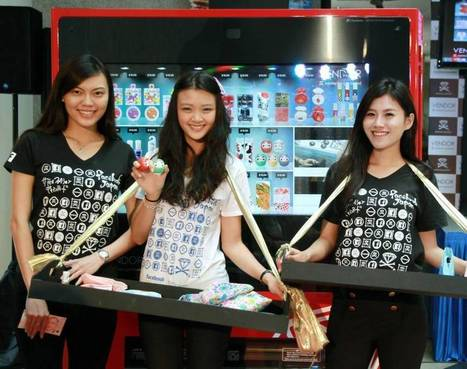Retailer gets 'cute' with Singapore - The Japan Times | Digital for smart retail | Scoop.it