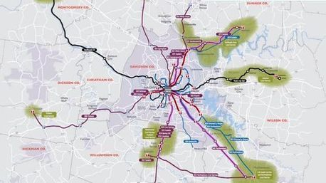 Experts: Costs, timeline biggest concerns for Nashville transit expansion | Tennessee Libraries | Scoop.it