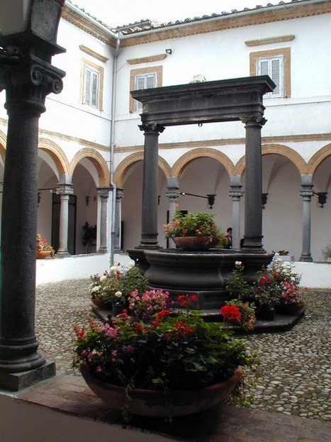 One Stop Wine Hop: Orvieto's Enoteca Regionale | Brigolante Guest ... | Gusto Wine Tours - Umbria | Scoop.it