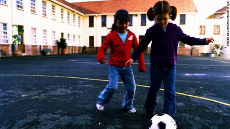 School bans most balls during recess: Smart move or going too far? | Bans in Schools | Scoop.it