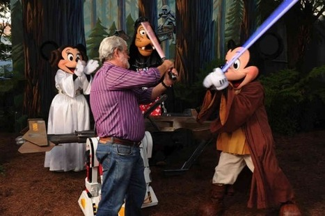 Disney Confirms: J.J. Abrams to Direct New 'Star Wars' | The Wrap Movies | Movies and TV, Linear and non Linear | Scoop.it