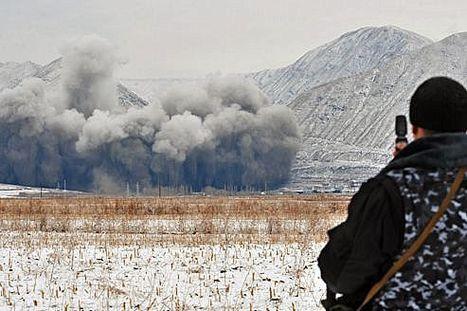 Une guerre de l'eau menace l'Asie centrale   L'eau, un réel enjeu mondial : L'eau est-elle rare au point de provoquer des conflits ?   Scoop.it