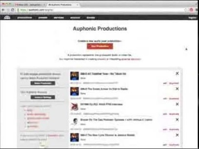 How-To use Auphonic to improve your audio and video sound quality for FREE | Podcasts | Scoop.it