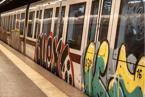 Caos Roma, chiusa la metro C: forti riduzioni di corse per la linea A   My city Rome   Scoop.it