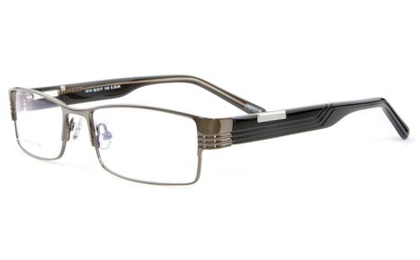 S.Gun 1619 Full Rim Rectangle Glasse | anninobi | Scoop.it