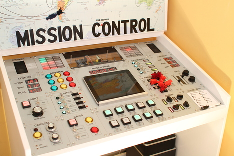Making Fun: Mission Control Desk | Heron | Scoop.it
