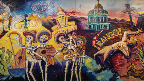 What finally broke the 'no Chicanos' rule at the reemergent Museum of Latin American Art | Community Village Daily | Scoop.it