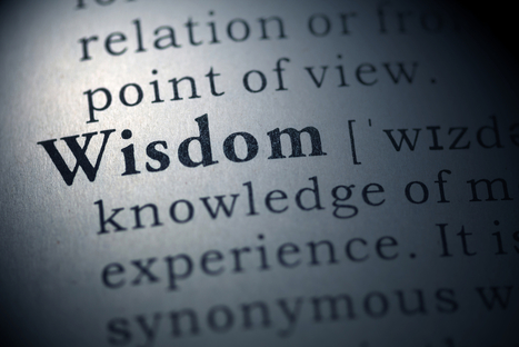 6 Ways to Think Like a Wise Person | Applied Web NY Management Insights | Scoop.it