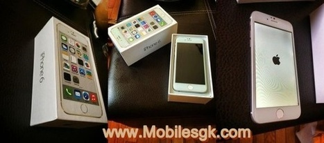 IPhone 6 Leaked Pictures | Latest Mobile Phone Updates | Scoop.it