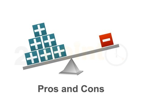 Ready-to-use Pros and Cons PowerPoint Template to Create Notable Presentations | SkyDrive Pro | Scoop.it