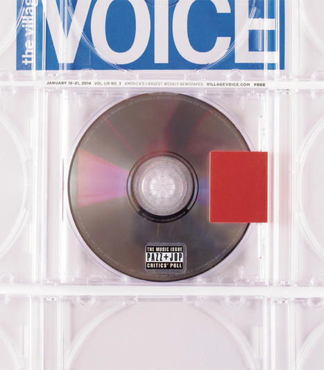 - The Village Voice's 41st Pazz & Jop Music Critics' Poll: The Last Word on the Year in Music - Albums | 2013 Music Links | Scoop.it