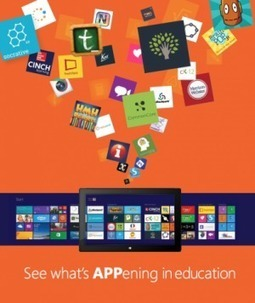 Apps for K-12 Education | EDUCATIONAL TECHNOLOGY | Scoop.it
