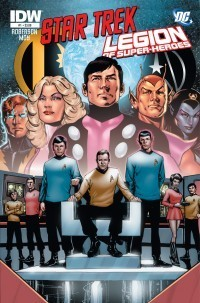 Interview With Star Trek/Legion of Super-heroes Writer Chris Roberson | Transmedia: Storytelling for the Digital Age | Scoop.it
