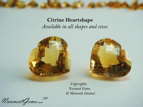 Wholesale Citrine- NavneetGems.com   Semi Precious Gemstones   Scoop.it