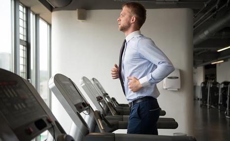 #Santé et #bienêtre au #travail rendent-ils l'#entreprise plus #productive ? | RH digitale | Scoop.it