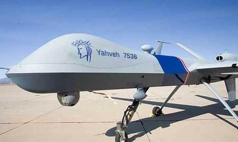 Dios adquiere 34.000 drones para sus tareas de vigilancia omnipresente | El Papa jesuita | Scoop.it