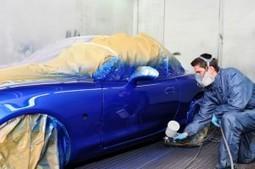 Get unique car painting at Albert's Custom Colors in Montclair CA | Albert's Custom Colors | Scoop.it