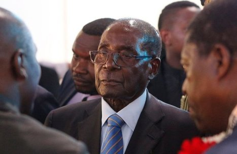 Seeing President Mugabe's Frailty, Zimbabwe Braces for Turmoil | Convincingly Contrarian Crumbs | Scoop.it