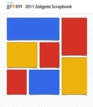 Google Green Scrapbook | technologies | Scoop.it