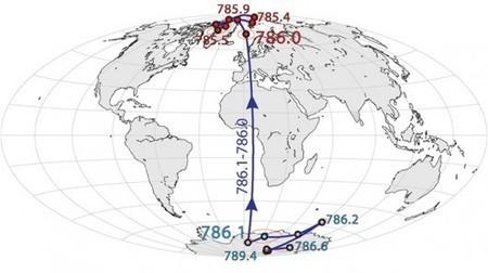 Earth's magnetic field could reverse in just one lifetime | Colin Jeffrey | GizMag.com | Banco de Aulas | Scoop.it