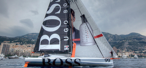 Tune in to Alex on HBO- 10pm Tuesday 17th September |  Alex Thomson Racing | Vendée Globe | Scoop.it
