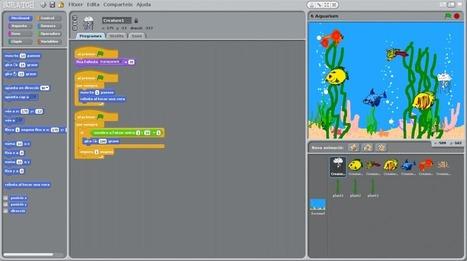 Ahora sí, ¿Cómo empezar con Scratch? - Rufián en la Red | FOTOTECA INFANTIL | Scoop.it