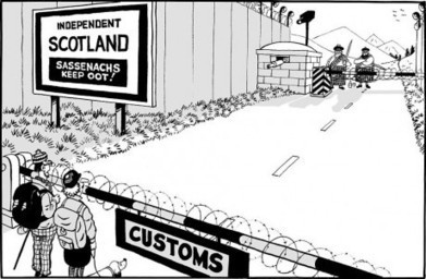 Borderline madness | Referendum 2014 | Scoop.it