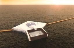 Un jeune néerlandais imagine une plateforme pour nettoyer les océans des déchets plastiques | Les initiatives du changement | Scoop.it