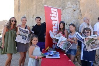 Santa-Reparata-di-Balagna un village « mélodique » - Corse-Matin | Balagne Tourisme | Scoop.it