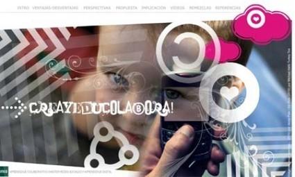 Crea y Educolabora!, un proyecto colaborativo para cambiar la ... - Educación 3.0 | Colaborando en la formación permanente | Scoop.it