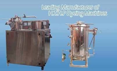 Cone Dyeing Machine | Unimech Engineers | Scoop.it