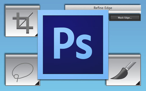 10 Photoshop Tips: Extend Your Basic Knowledge of Photoshop | Creative Designers | Scoop.it
