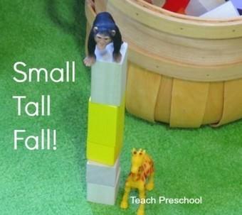 Small, tall, fall | Teach Preschool | Scoop.it