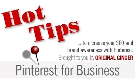 Using Pinterest To Increase SEO: A Simple Guide For Business Owners | Everything Pinterest | Scoop.it