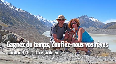 Agence de voyages et guide complet sur la Nouvelle-Zélande | Accueil - Frogs-in-NZ | NZ | Scoop.it