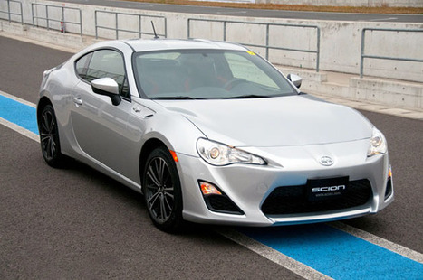 How to be one of the first 86 owners of the Scion FR-S   The DATZ Blast   Scoop.it