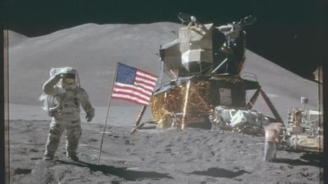 The strangest objects we've left on the Moon | STEM Connections | Scoop.it