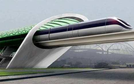 La SNCF investit dans le projet de train du futur Hyperloop | great buzzness | Scoop.it