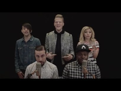 Evolution of Michael Jackson - Pentatonix - YouTube | TIC.misc | Scoop.it