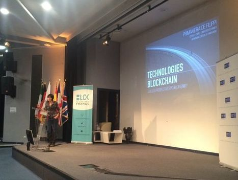 "Focus blockchain : comment la France s'imprègne du ""registre décentralisé"" 
