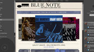 Blue Note jazz label releases immersive Spotify app | A Kind Of Music Story | Scoop.it