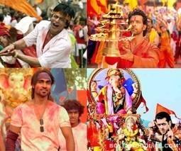 Ganesh Chaturthi special: 6 Hindi songs dedicated to Ganpati! - Bollywood Life   Online Music   Scoop.it