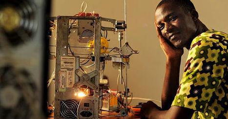 W.Afate 3D Printer, l'imprimante 3D qui recycle les déchets électroniques (8/14) | LOW TECH Réparer & détourner - nouvelle source d'innovations | Scoop.it