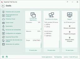 Kaspersky Total Security 2016 : le test   Informatique TPE   Scoop.it