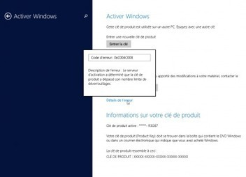 Transférer sa licence Windows sur un autre PC [Tuto] | Time to Learn | Scoop.it