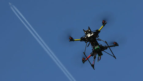 Drone causes 69-minute closure at Dubai airport | The National | Air Transportation | Scoop.it