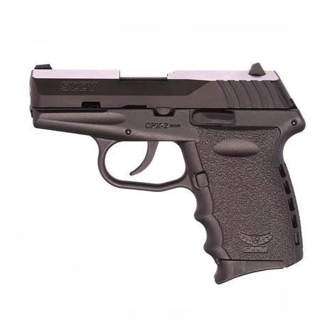 SCCY CPX-2 CB 9mm Reviews - BestGunReviews   Firearms   Scoop.it